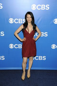 Hollywood actress, Lucy Liu 16