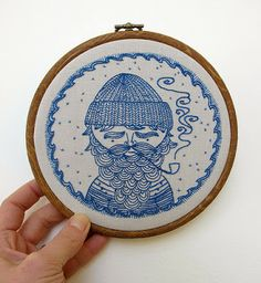 &Stitches: Sampler Ahoy!