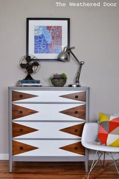 Furniture Makeovers: Get This, Make That - Evolution of Style