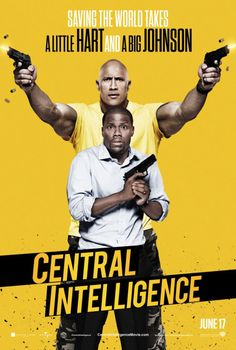 Dwayne Johnson and Kevin Hart combine forces to make the action-comedy Central Intelligence. Is it any good?