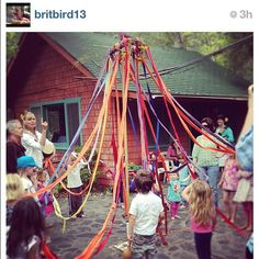 Great idea for the kids birthday party