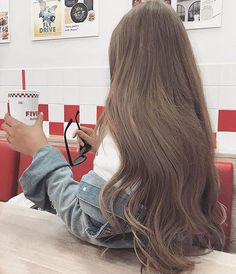 Long Wavy Ash-Brown Balayage - 20 Light Brown Hair Color Ideas for Your New Look - The Trending Hairstyle Hair Inspo, Hair Inspiration, How To Grow Eyebrows, Natural Hair Styles, Long Hair Styles, Pinterest Hair, About Hair, Hair Goals, Brown Hair