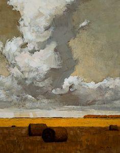 Sky and Land, by Min Ma