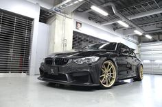 3D Design Launch Carbon Fibre Bumpers For BMW M4
