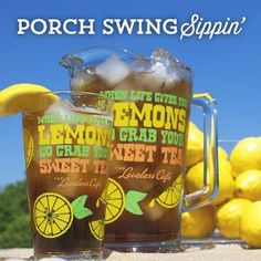 Some great Iced Tea Recipes for National Iced Tea Month!