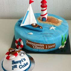 Top Lighthouse Cakes - CakeCentral.com