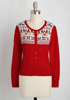 New Arrivals - Those Were the Holidays Cardigan