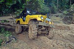 Trilha Anual do Belchior Jeep Clube supera expectativas e reúne 160 4