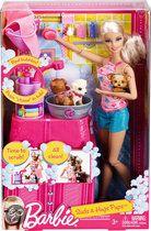 Barbie Puppy Salon