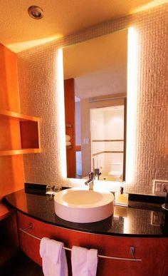 Topaz Backlit Mirror Backlit Mirror, Mirrors, Topaz, Home Decor, Decoration Home, Room Decor, Mirror, Interior Decorating, Glass