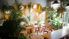Eating out: Fresh, organic and trendy restaurants in Brussels