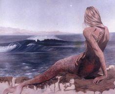 Mermaid and the Buey