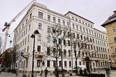 PPKE BTK Sophianum, Budapest Budapest, Louvre, Street View, Building, Travel, Viajes, Buildings, Traveling, Trips