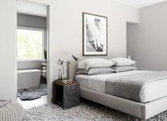22 Dreamy Gray Bedrooms | 1stdibs