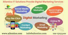 Digital Marketing Company Provides Online Internet Marketing Services in Pune India:Allentics Internet Marketing Company, Digital Marketing Services, Content Marketing, Online Marketing, Social Media Marketing, Search Engine Marketing, Email Campaign, Lead Generation, Advertising