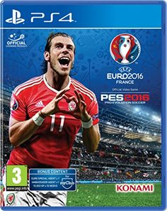 From 4.49:Uefa Euro 2016/pro Evolution Soccer (ps4)