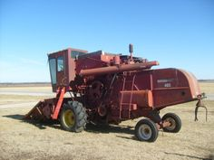 Pics-Looked At A 1966 403 IH Combine Today - Combines and ...