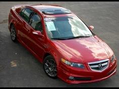 2007 Acura TL Type-S.  help me, wamba!