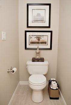 Darlene Paradis - traditional - bathroom - toronto - At Home Interior Design-Benjamin Moore Jute