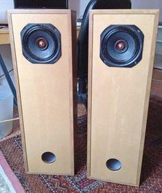 Динамики DIY, громкоговорители DIY.  Наборы акустических систем DIY.  DIY комплекты громкоговорителей.  DIY полнодиапазонные громкоговорители.  DIY Полнодиапазонные громкоговорители.  DIY Audio, Откройте колокольчики.  Audio Nirvana, Lowther, Fostex.  Вакуумные трубчатые усилители для продажи