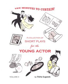 short plays about issues that tweens and teens face every day....from bullying to parents divorcing......