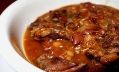 Meat Cholent with Tomato and Za'atar | Kosher Recipes