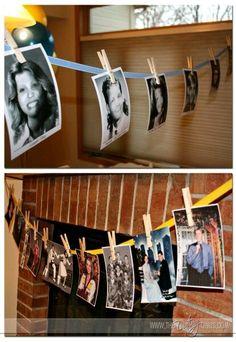 más y más manualidades: Increíbles ideas para decorar con fotos