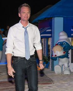 """Actor Neil Patrick Harris attends """"The Smurfs 2"""" party at The 5th Annual Summer Of Sony at the Ritz Carlton Hotel on April 22, 2013 in Cancun, Mexico."""