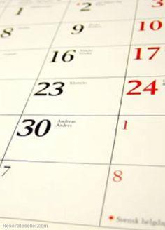 inbound marketing content calendar