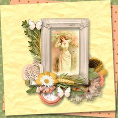 Springtime by Angelique's Scraps - Digishoptalk - The Hub of the Digital Scrapbooking Community