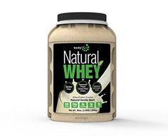 Enjoy Bodylogix Protein Powder - Natural Whey - Vanilla Bean - lb every day at these amazing prices! Whey Protein Supplement, Protein Nutrition, Nutrition Shakes, Protein Supplements, Sports Nutrition, Nutrition Guide, Protein Powder For Women, Natural Protein Powder, Natural Whey Protein
