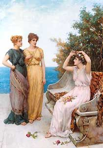 Image result for psyche's sisters names