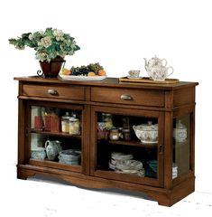 Bufet tip vitrina Family Room Furniture, Dining Room Furniture, Accent Furniture, China Cabinet, Sideboard, End Tables, Office Decor, Liquor Cabinet, Bookcase