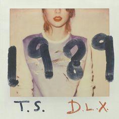 1989 (Album) (Deluxe) || Released Date: October 27, 2014