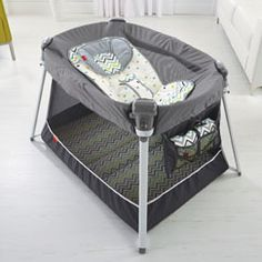Play. Sleep. Change. (Repeat)  Half the weight of other popular play yards for baby (so it's really, truly portable!), with all the same great portable play yard features as the others, plus more! It's everything you and baby need for napping, sle