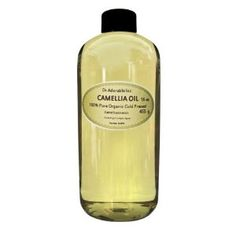 Camellia Seed Organic Carrier Oil Cold Pressed 100% Pure 48 Oz/ 3 Pints by Dr Adorable. $49.99. Keep the skin moist and wrinkle free.. Imparts relief to dehydrated and ultra-sensitive skin.. Organic Cold Pressed Camelia Oil Great in soaps, creams, lotions and for massage.. It reduces skin inflammation and helps in curing several skin disorders such as eczema and psoriasis.. Usage Rate: 1-100%. Botanical Name: Camellia sinensis Extraction Method: Cold Pressed A wild flower...