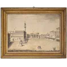 Andrea Scacciati Drawing | From a unique collection of antique and modern drawings