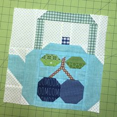 Can you believe that we are already 3 months into our sew along? Time sure does fly when your having fun…right? It still...
