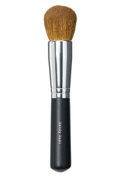 Shop for bareMinerals Handy Buki Brush. Get free delivery On EVERYTHING* Overstock - Your Online Beauty Products Shop! Makeup Brush Case, Best Makeup Brushes, Makeup Tools, Best Makeup Products, Beauty Products, Beauty Bar, True Beauty, Bare Minerals, How To Apply Makeup