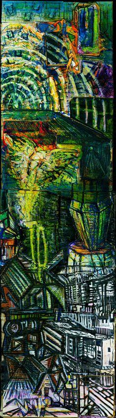 Awakening by Gergo Laszlo Kiss -Anry-, via Behance