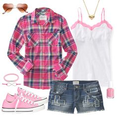Summer Camp Fashion By Gregory Joseph On Polyvore