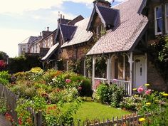 Karen Bryan · Details The village of Direlton, East Lothian Day Trips From Edinburgh, Different Countries, Hotel Stay, Scotland Travel, Public Transport, Small Towns, Countryside, Natural Beauty, Castle