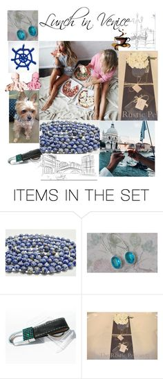 """""""Lunch in Venice"""" by varivodamar on Polyvore featuring картины и modern"""