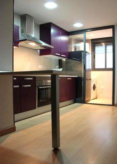 #Piso #Alquiler #Cocina Americana #Albasur #Inmobiliaria #Getafe #Peridis  http://www.alquiler.com/casas