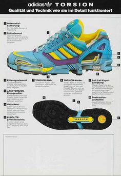 a022c090896ce adidas TORSION RUNNING. Adidas Torsion TrainersVintage SneakersClassic ...