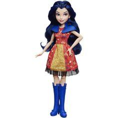 "Disney Descendants Isle of the Lost Evie Doll - Blue - Hasbro - Toys ""R"" Us Les Descendants, Disney Channel Descendants, Dc Superhero Girls Dolls, Rebecca Zamolo, Disney Barbie Dolls, Isle Of The Lost, Decendants, Doll Divine, Cute Disney"