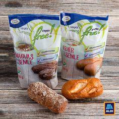 Mitől zsemle a zsemle? Szerintünk nem a gluténtól! #aldi #aldimagyarország #mindig #mindigaldi #glutenfree #bun #breadroll #lactosefree #aldiárakon Pretzel Bites, Minion, Ale, Bread, Food, Meal, Brot, Eten, Ales