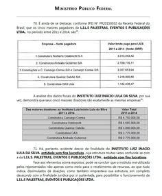 TABELA VALORES PAGOS CARTEL
