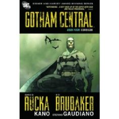 Gotham Central TP Book 04 Corrigan Witness the gritty side of the GCPD from their perspective as teens dressed as Robin the Boy Wonder start turning up dead in this final GOTHAM CENTRAL collection featuring issues 32-40 (Barcode EAN=97 http://www.MightGet.com/january-2017-13/gotham-central-tp-book-04-corrigan.asp