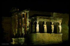 ACROPOL OF ATHENS -GREECE by Costas Dais